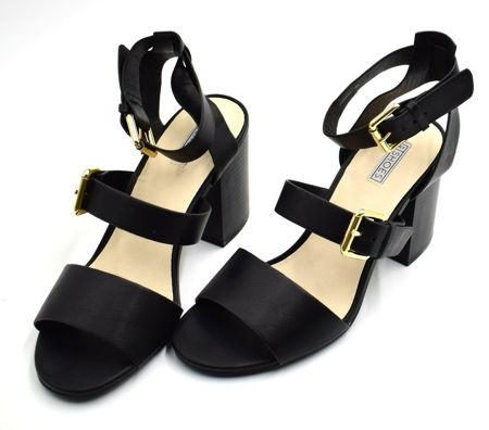 Nly to Nelly BUCKLE UP BLOCK 38 Women SANDALS